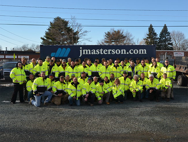 JMaterson team